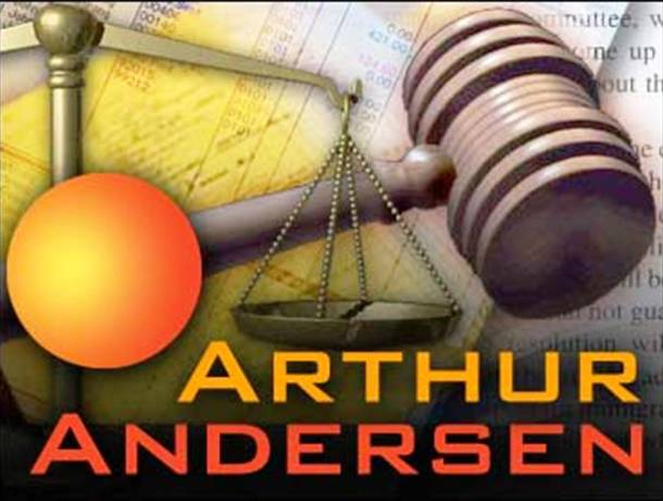 arthur andersen ethical conflict Arthur andersen and enron - two names that will forever live in infamy because of the events leading up to and including the debacle of december 2001, when enron filled for bankruptcy.